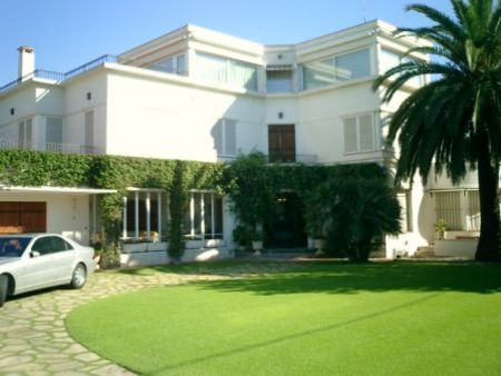 Spanish property for sale in: Sitges in and around the center. Impresive Villa  second line of the sea