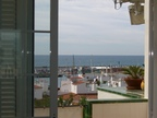 Spanish property for rent in: Sitges in and around the center. Top location apartment with amazing views
