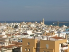 Spanish property for rent in: Sitges in and around the center. Centrally located apartment with great views
