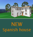 New Spanish house